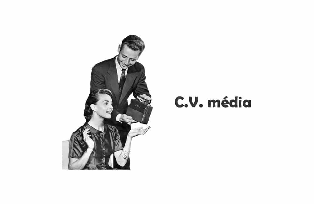 C.V. média