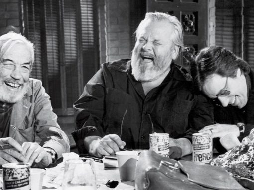 Orson Welles a besoin de vous pour finir son dernier film
