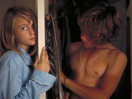 «A Swedish Love Story», premiers baisers suédois