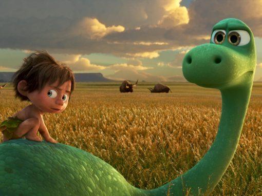 «Le voyage d'Arlo», l'audacieuse amitié de Pixar