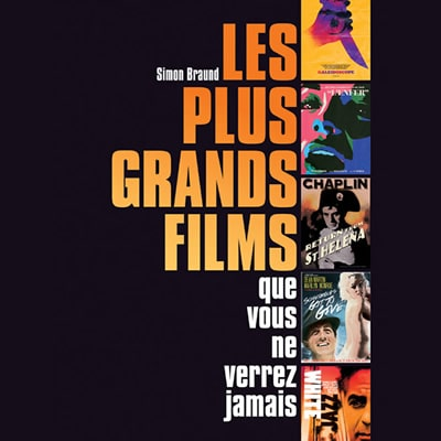 Les plus grands films que vous ne verrez jamais – Simon Braund