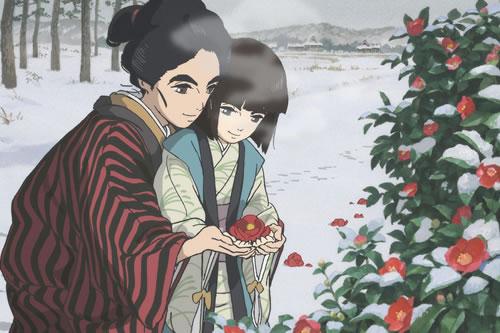 «Miss Hokusai», une fille aux contours mal définis