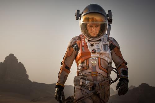 «Seul sur Mars», suspense, humour et botanique