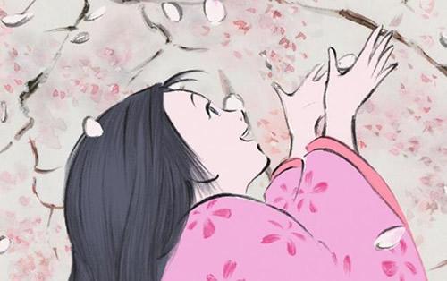 «Le conte de la princesse Kaguya», un délicat chef-d'œuvre