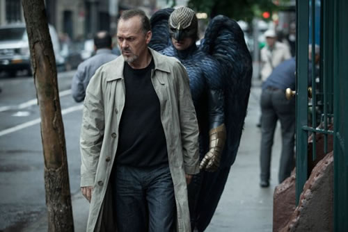 «Birdman», Keaton s'envole