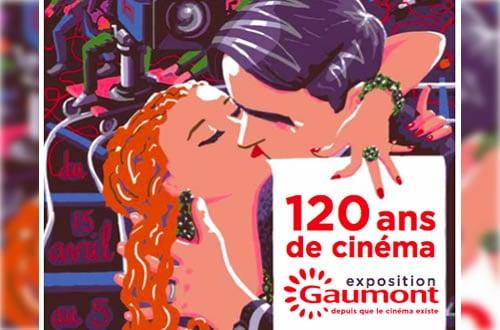 Gaumont fête les 120 ans du cinéma au Centquatre