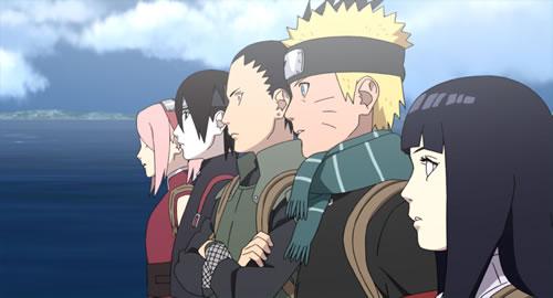 «Naruto the Last – Le film», un amour de ninja