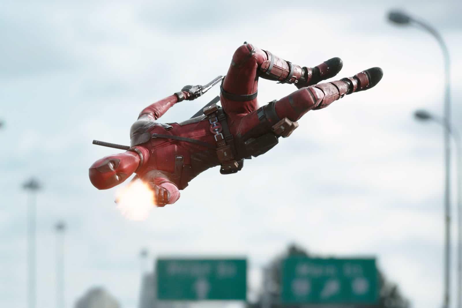 """""""Deadpool"""", antihéros en manque d'amour"""