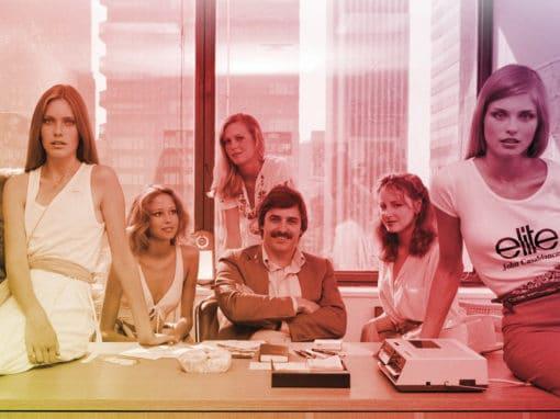«Casablancas, l'homme qui aimait les femmes», le top des models