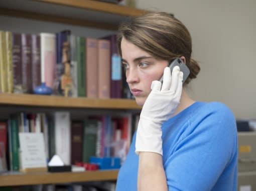 «La fille inconnue», le stéthoscope mène l'enquête