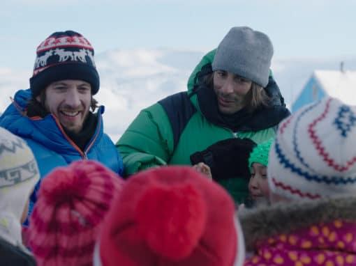 «Le Voyage au Groenland», deux potes sur la banquise