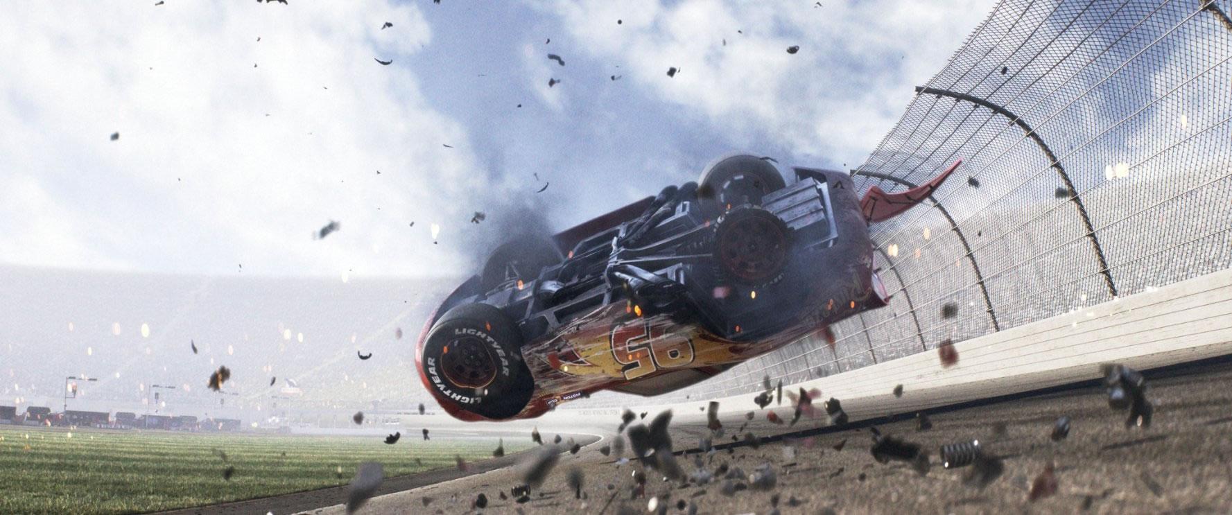 """Cars 3"", McQueen rétrograde avec classe"