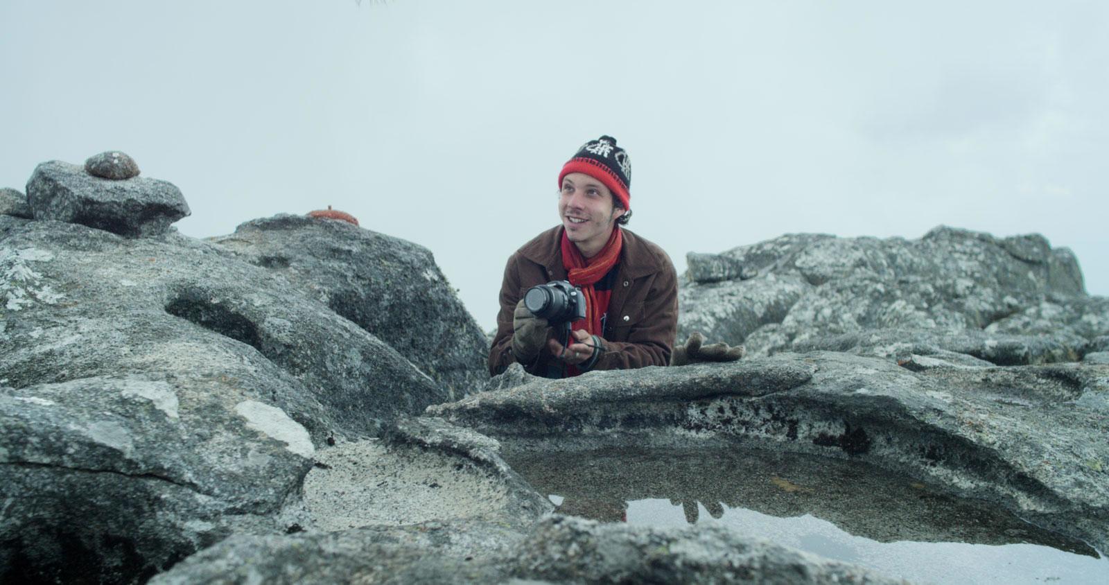 """""""Gabriel et la montagne"""", un voyageur au sommet"""