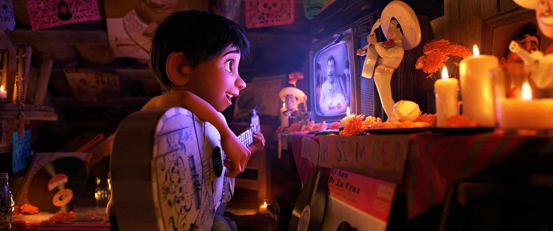 """""""Coco"""", un Pixar mortel"""